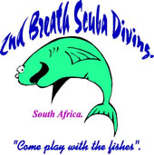 second breath scuba diving logo