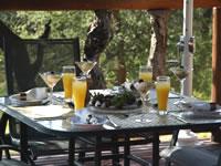 Esikhotheni Lodge Breakfast
