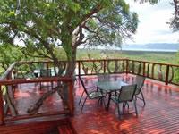 Esikhotheni Lodge - Deck