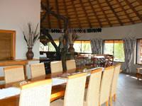 Esikhotheni Lodge - Dining Room