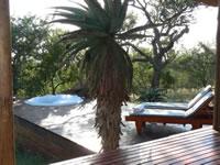 Esikhotheni Lodge - Homeymoon Suite