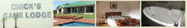 Chicks Game Lodge | Zululand Accommodation | Accommodation In KwaZulu Natal