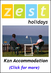 Zest Holidays-Accommodation in Margate,Uvongo and the Drakensberg